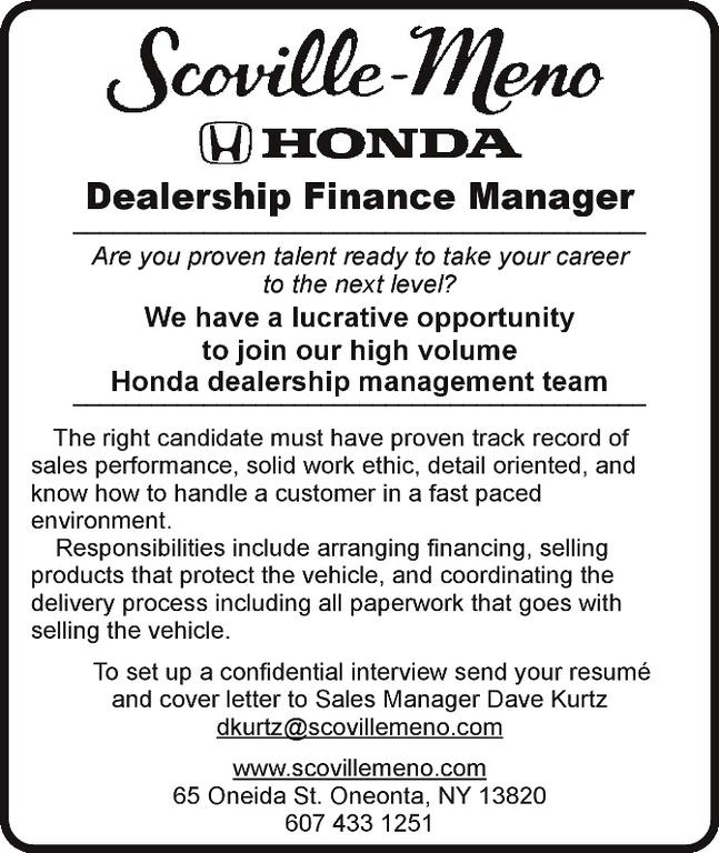 Scoville Meno Family Of Dealerships