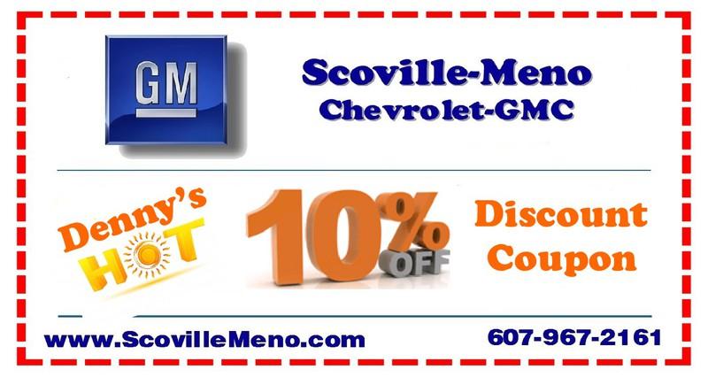 Scoville meno family of dealerships for Honda oil change coupon ny